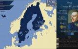 İsveç Tarihi Haritası