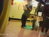 Julian Assage'ın Cezaevi Görüntüleri