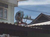 Evin Çatısına Çilingir Sofrası Kurmak