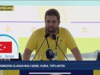 Kendi Kendini Rencide Eden Fenerbahçe Kongre Üyesi
