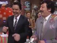 Müslüm Gürses'e Doğum Günü Şakası (Beyaz Show - 2007)