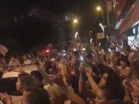 Bayrampaşa Yıldırım Mahallesi Usulü Seçim Kutlaması
