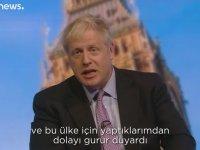 Türk Dedem İngiltere'nin Başbakanı Olacağımı Görseydi Çok Gurur Duyardı - Boris Johnson: