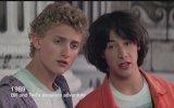 1985'ten Günümüze Keanu Reeves'in Sesinin Değişimi