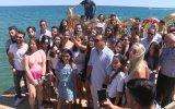 3 Milyon Takipçiye Ulaşınca Plajda Kutlama Yapan Sosyal Medya Fenomeni