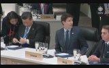 G20 Zirvesinde Kanada Başkanının Elinin Havada Kalması