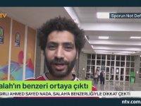 Mohamed Salah'a Benzeyen Mısırlı Genç