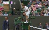 Teniste Hakemle Oyuncu Yer Değiştirirse