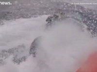 Abd Sahil Güvenliğinden Kokain Yüklü Denizaltıya Su Üstünde Baskın