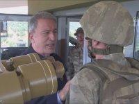 Hulusi Akar'a Tekmil Gibi Tekmil Veren Tokatlı Asker