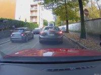 Kendini Uyanık Sanan Şoförlerin Karmaya Rastlaması