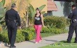 Sarhoşluk Testinden Geçemeyince Tutuklanan Kadın