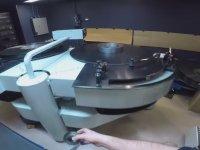 30 Yıldır Çalışan IMAX Film Makinası