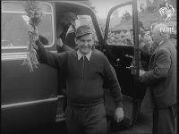 Alman Esirlerin Yurda Dönüşü (1955) - British Pathé