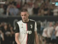 Juventus'un Merih Demiral'ın Penaltı Golüyle Kazanması