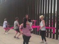 Meksika-Amerika Sınırı Arasındaki Tahterevalli