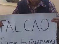 93 Yaşındaki Dededen Falcao'ya Çağrı