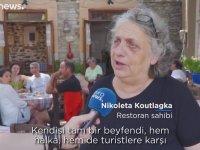 Çankırı'ya Rakip - Yunanlar İngiltere Başbakanı Boris Johnson'a Da Sahip Çıktı