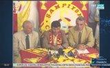 Gheorghe Hagi İmza Töreni 31 Temmuz 1996