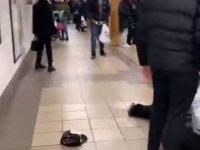Metroda Zenciye Tüküren Beyaz Gencin Hazin Sonu