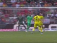 Ozan Tufan'ın Real Madrid'e Attığı Gol