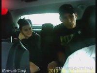 Gülümseyerek Taksiciyi Soyan Genç Çift