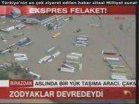 İstanbul'da Sel Felaketi, Ekspres Felaket (2009)