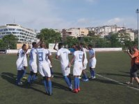 İstanbul'daki Afrika Futbol Turnuvası