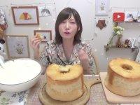 Tek Oturuşta 12000 Kalorilik Kek Yiyen Asyalı Kız