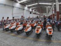Türkiye'de Motosiklet Nasıl Üretiliyor?