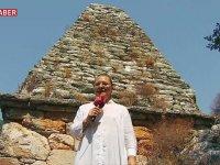 Yıllarca Türbe Sanılan Yerin Gladyatör Mezarı Çıkması