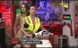 Arjantin Devlet Televizyonunda Motosiklet Dersi