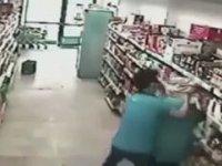 İş Arkadaşının Saldırısına Uğrayan A101 Çalışanı Kadın