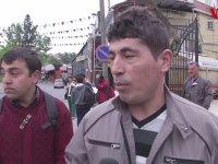 İstanbul'da Afgan İşçi Pazarı