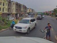 Şoförün Dikkati Sayesinde Ezilmekten Kurtulan Bisikletli Çocuk