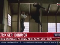 The Matrix 4 Geliyor