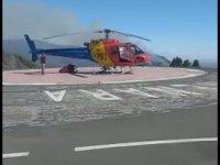 Yangınlara Helikopterle Nasıl Müdahale Yapılıyor?