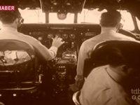 Fethiye Körfezi'nde 65 yıllık Fransız Uçağının Enkazı