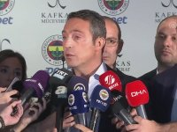Ali Koç'un Fatih Terim'e Sicili Bozuk Demesi