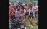 Festivale Dansıyla Damga Vuran Engelli Genç