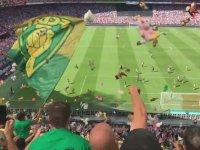 Feyenoord Maçına Davet Edilen Hasta Çocuklara Muhteşem Sürpriz