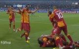 Schalke 2-3 Galatasaray (UZUN ÖZET) Maç Özeti