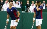 Djokovic'ten Sharapova Taklidi