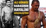 Ali Gürbüz 652. Kırkpınar Yağlı Güreşlerinde Başpehlivan Oldu