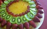 Meyveli Pasta Süsleme