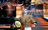 WWE Smackdown Vs Raw 2011 Cruseweight Championship