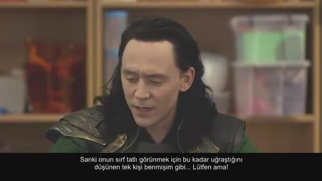 Kim daha güçlü? Thor mu Loki mi? (Türkçe Altyazılı)