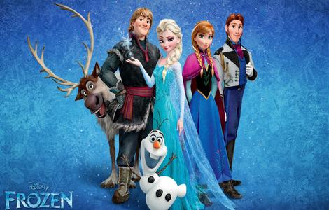 En İyi Anismasyon, En İyi Şarkı: Frozen