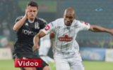 Çaykuru Rizespor 2-2 Beşiktaş - Maçı (Fotoğraflarla)