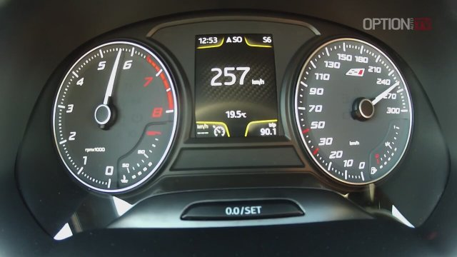 Seat Leon Cupra Modifiye Seat Leon Cupra 0-270 km